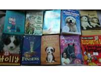 Mixture of kids books