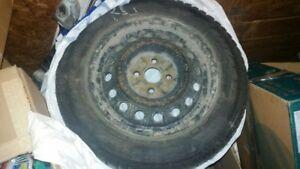 175 65R14 pneus usagés