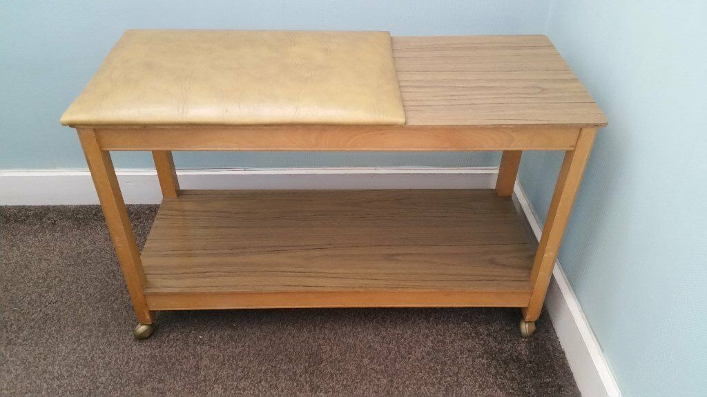 Telephone Table With Seat In Norwich Norfolk Gumtree