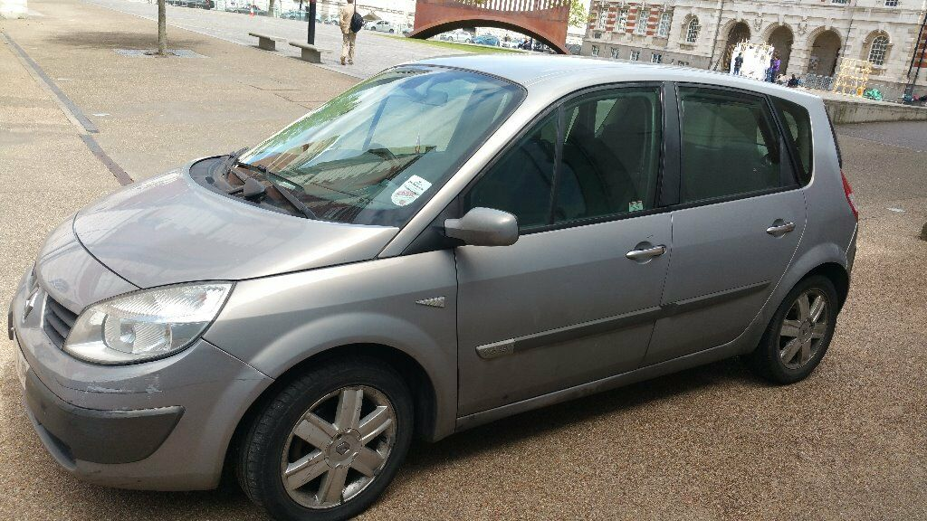 2005 renault scenic 16va in grays essex gumtree. Black Bedroom Furniture Sets. Home Design Ideas