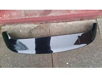 Immaculate Vauxhall Corsa rear spoiler for sale