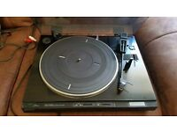 Sony PS-LX431 Vintage Turntable. Spares or repair.