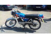 Suzuki GP100 good bike for a learner