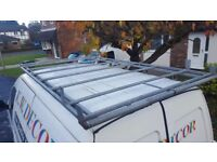 Fiat Scudo roof rack