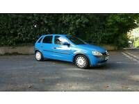 Vauxhall corsa 1.2 comfort 2 lady owner beautiful condition