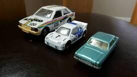 Diecast cars