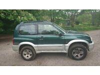 Suzuki grand vitara td 2004 £700 ono