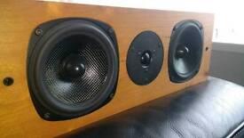 Castle Keep2 center speaker