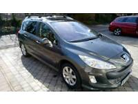 Peugeot 308 se sw 7 seater estate 2 litre 136 Bhp hdi