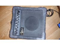 In very good condition amplifier, very loud sound, collection in person, London SE8 £25
