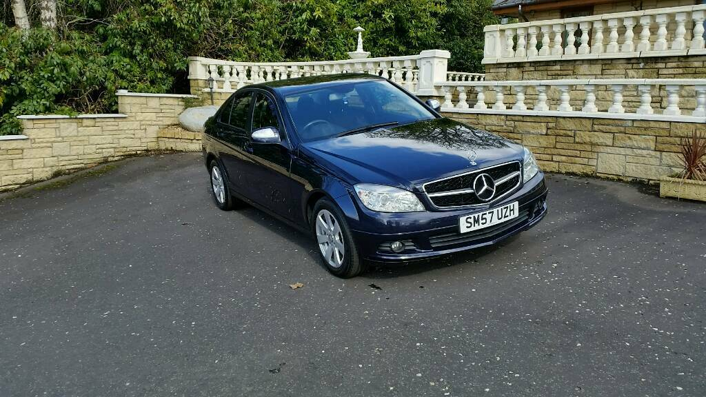 2007 mercedes c220 cdi amg 63 grill rear spoiler in ayr south ayrshire gumtree. Black Bedroom Furniture Sets. Home Design Ideas