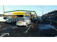 Hand car wash for sale Castleford West Yorkshire £30 000