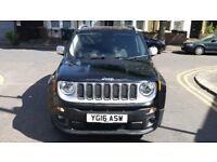 Jeep RENEGADE 2016 1.6 DIESEL £30 TAX