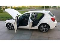 2013 63 BMW 116D SPORT TWIN TURBO LOW MILES FULL MOT WARRANTY
