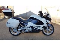 Bmw K1200RS 16v 2003 Blue and White in great condition