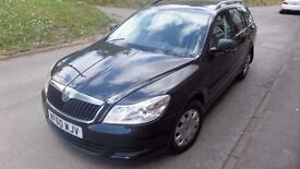 2010 Skoda Octavia 1.6 TDI Estate (£30 A YEAR ROAD TAX)