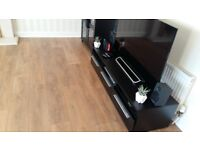 55 inch Mostly new-Mambo Gloss TV Cabinet