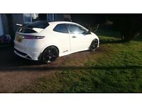 fn2 civic type r , limited edition championship white for sale