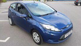 Ford fiesta new shape diesel £££ free tax