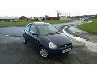 2008 Ford Ka 1.3 Style 3 Door Manual Petrol - MOT July 2017 - 60729 Genuine Miles - Service History