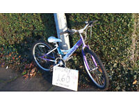 Girls mountain bike as NEW in DEREHAM