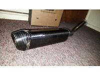 HAWK SPORT EXHAUST