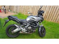 Kawasaki Versys 650 Scorpion Exhaust Heated Grips Hand Guards Oxford Panniers 2999 OVNO