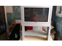 panasonic television with or without stand