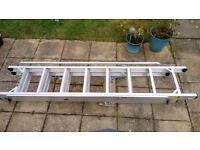 Loft Ladder - Youngman Deluxe Stairway Loft Ladder 009281