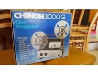 Chinon 2000 GL Cine Projector