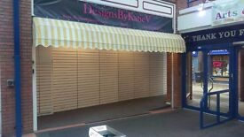 KIOSK 1 - 168 sq.ft retail space to let - great opportunity for small business