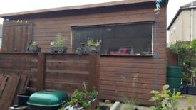 Purpose hand built shed for sale