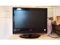 "18.5"" LCD TV, perfect condition"