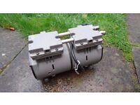 Thomas 2608 2608CHI44-01C Vacuum Pump 240V