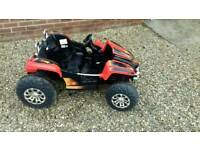 2 Seater 12v Battery Buggy