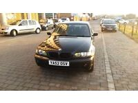 BMW e46 320d auto saloon , automatic 86k miles 12months mot