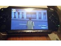 Sony psp liked new