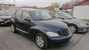 2005 Chrysler PT Cruiser AUTOMATIQUE BAS KILOMÉTRAGE 102000KM
