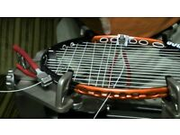 Tennis Restringing Service