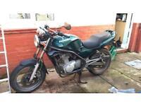 Kawasaki er5 500cc 12 months mot a1 a2