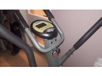 York E 2150 Cross Trainer Great Condition