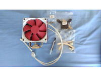 Phanteks PH-TC12DX CPU Cooler Red Intel AMD 1150 1151 1155 1156 AM2 AM3 AM2+ AM3+ 1366 776 FM1 FM2