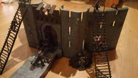 Lord of the rings playset castle