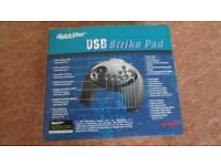 Quickshot USB Strike Pad