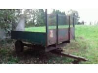 Trailer 3 ton Tipping*Farm*Tractor*