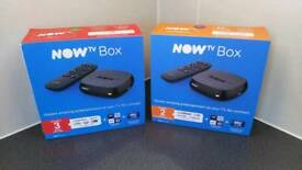 Now Tv Box - Brand new in box.