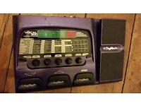 Digitech vocal 300 effects pedal