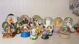 Snowglobes wanted