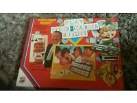 Play Your Card Right - Vintage Game 1986