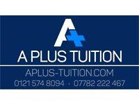 Tuition: GCSE, A Level, 11+, Maths, English, Sciences, Qualified teachers
